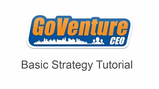 GoVenture CEO Basic Strategy Tutorial Video