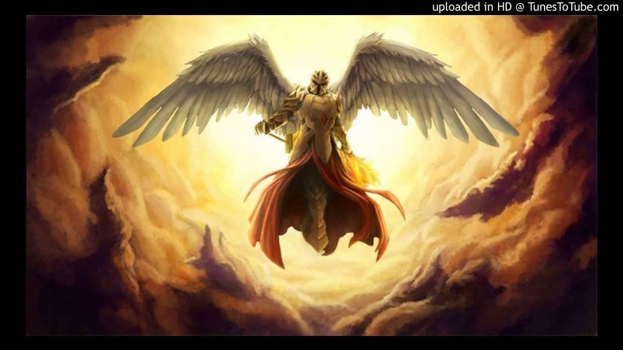 ангел картинки мужчина