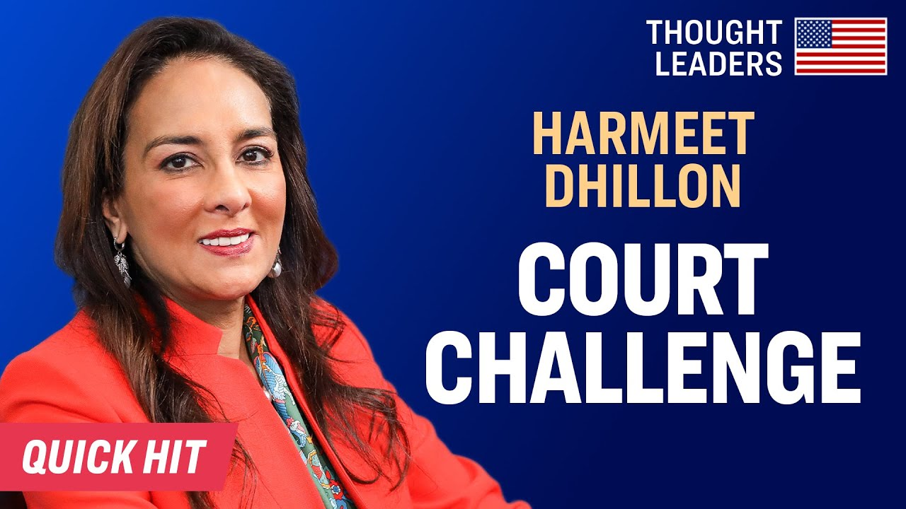 "Harmeet Dhillon: On Fighting for Free Speech & Reining in Big Tech ""Runaway Monopolies"" [CPAC 20"