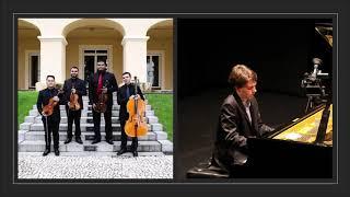 A. Dvořák - Piano Quintet no. 2, Op. 81 - Quarteto Belém / Bernardo Santos