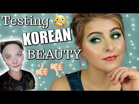 testing-best-selling-&-weird-korean-beauty-products-//-yesstyle-review