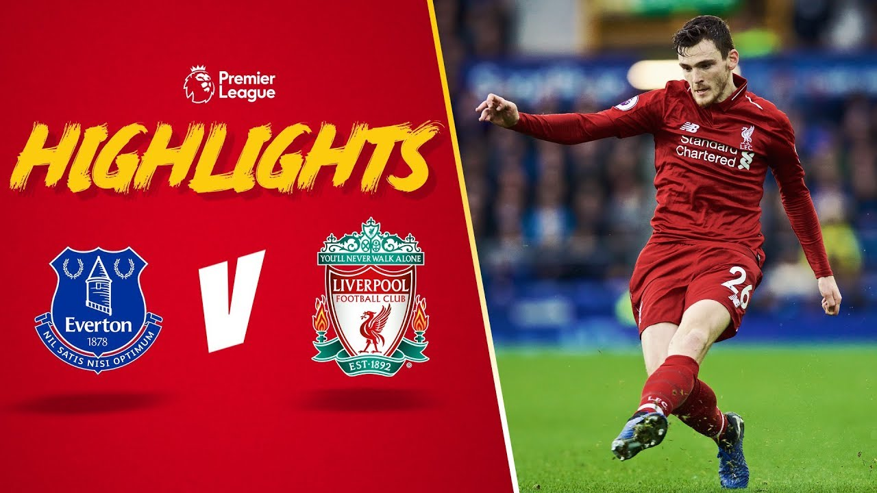 Reds Held In Merseyside Derby Everton 0 0 Liverpool Highlights Youtube