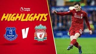 Reds held in Merseyside Derby | Everton 0-0 Liverpool | Highlights