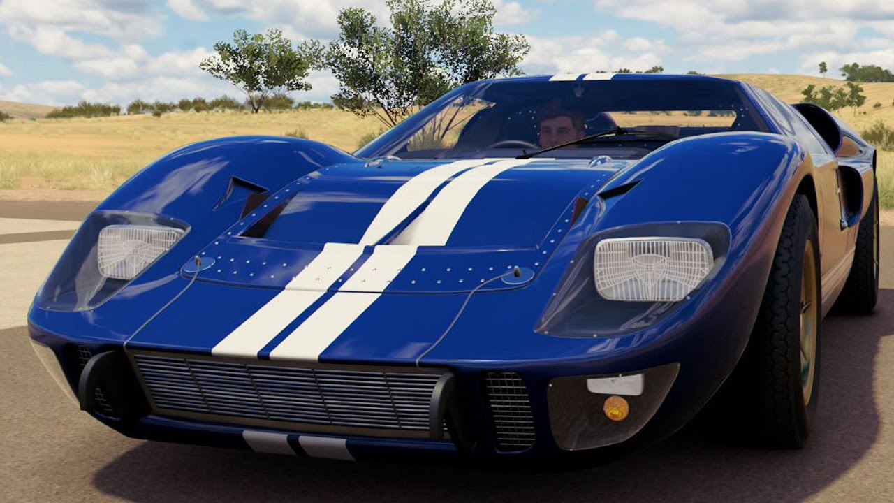 ford gt40 mk ii 1966 forza horizon 3 test drive free roam gameplay hd 1080p60fps