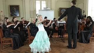 "А.Вивальди ""Гроза"" из цикла ""Времена года"" концерт ""Лето"" / Аntonio Vivaldi ""The Storm"""