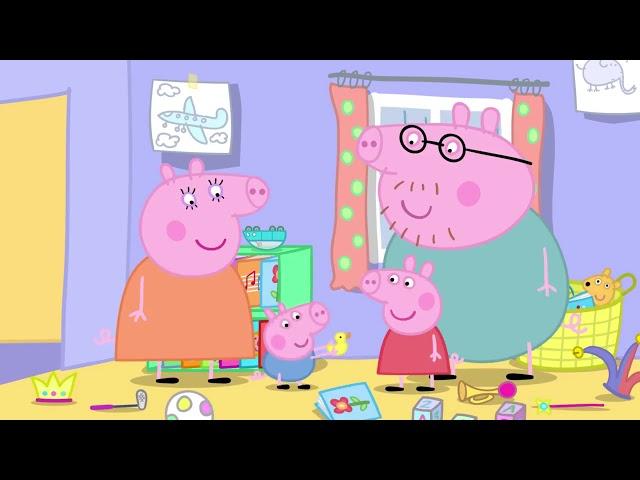 Peppa Pig 粉红猪小妹 第五季09【下雨天玩遊戲】中文版