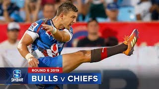 Bulls v Chiefs | Super Rugby 2019 Rd 6 Highlights