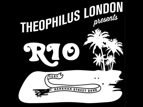 "Theophilus London ft. Menahan Street Band ""Rio"" (Official Lyric Video)"