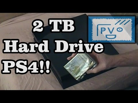 how to upgrade ps4 slim hard drive