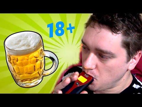18+ Можно-ли садиться за руль после Безалкогольного пива и с Бодуна? АЛКОТЕСТЕР Тест