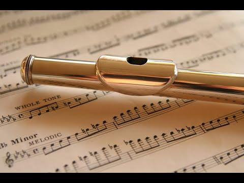 Joy To The World - Easy Christmas flute sheet music score