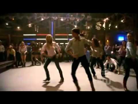 Hellcats  Hoedown Choreography