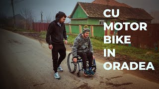 AM REVENIT PE YOUTUBE -  IN ORADEA CU @(Motor)Bike