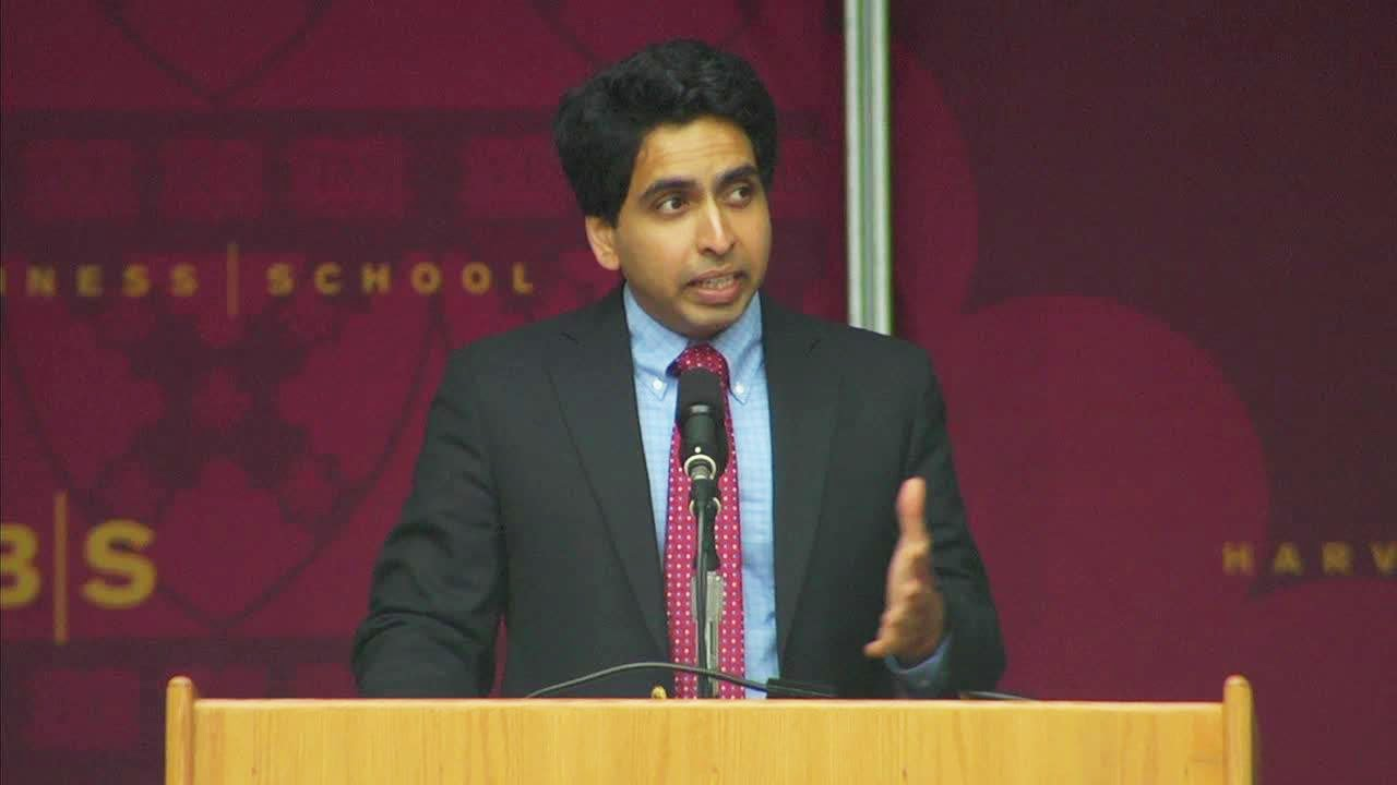 Sal Khan Commencement Address