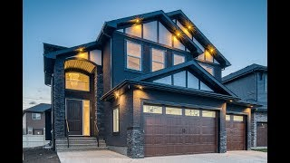Calgary Real Estate Property Video Tour Production - 105 Aspenmere Bay, Chestermere