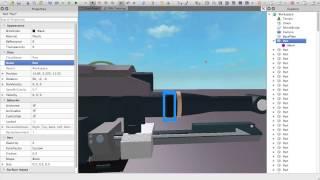 ROBLOX CSG Gun Tutorial - How to CSG a Gun