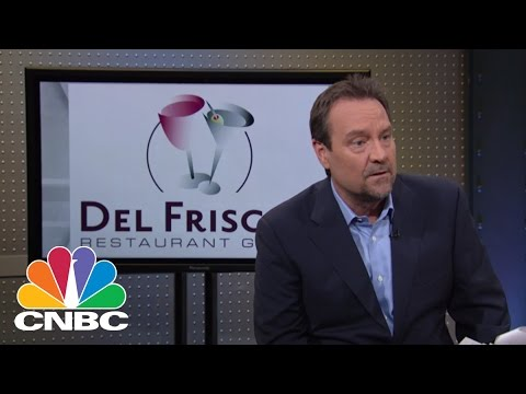 Del Frisco's Restaurant Group CEO: A Sizzling Return? | Mad Money | CNBC