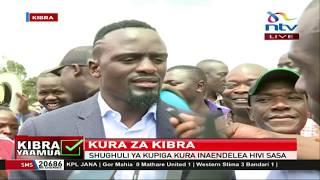 Voter bribery is ODM's propaganda - McDonald Mariga || #KibraByelection