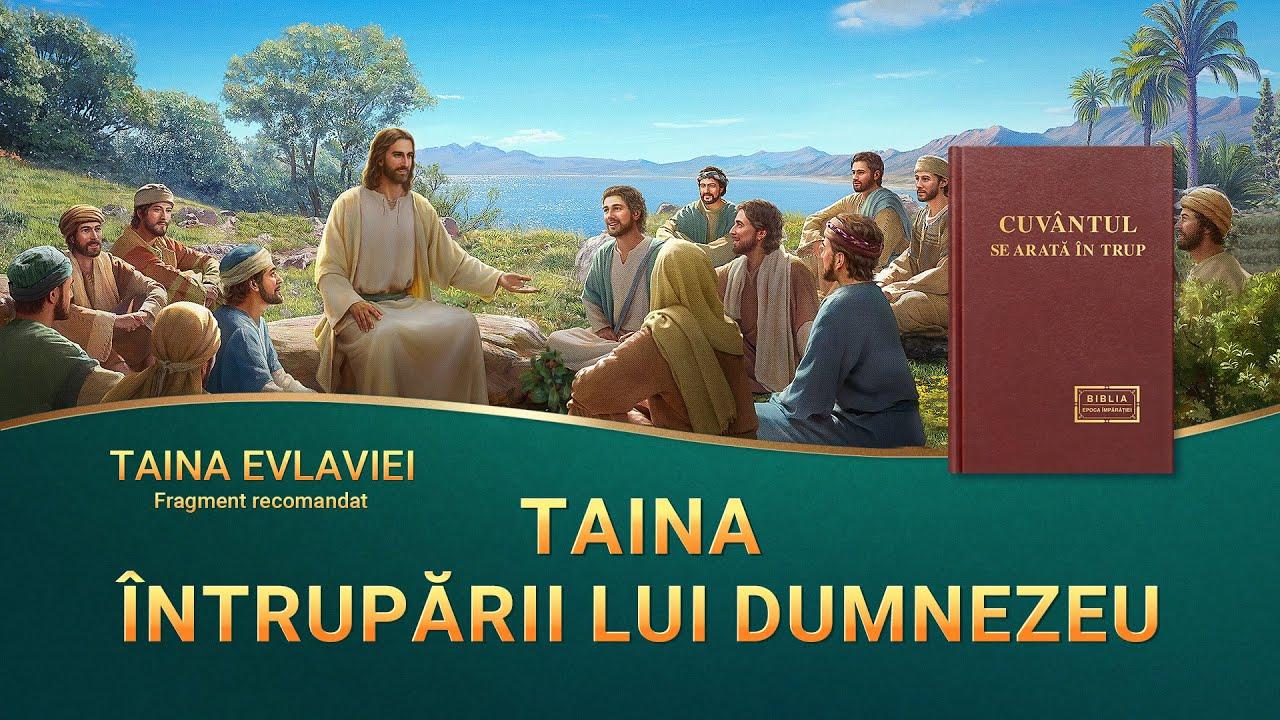 """""""Taina Evlaviei"""" Segment 3 - Taina întrupării lui Dumnezeu"""