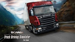 SCANIA Truck Driving Simulator - Обзор [Вадим Таушан]