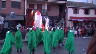 Carnaval 2013. Peña Zuhaitza