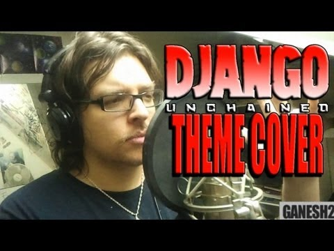 Django Unchained Theme Cover By Ganesh2