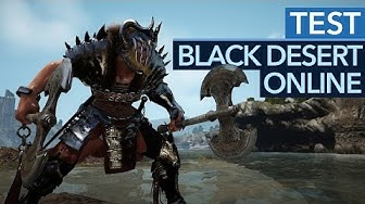 Black Desert Online - Test: Grafik, Grinding, Großhandel (Test / Review)