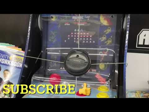 Arcade1Up 45 Dollars In Walmart Arcade 1Up from rarecoolitems