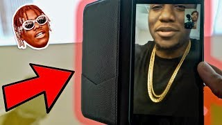 ASKING ZIAS IF I SHOULD DISS LIL YACHTY!! (He