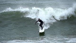 Download Rare NOVELTY wave Breaking inside INLET