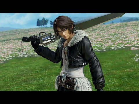Final Fantasy VIII Remake Trailer