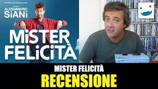 Mister Felicità, di Alessandro Siani [RECENSIONE]