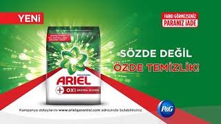 Yeni Ariel OXI Ekstra Hijyen ile Derinlemesine Temizlik!