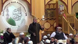 19th International Mehfil-e-Naat  2014 (Manchester)-Syed Fasihuddin Soharwardi-Zulfiqar Ali Hussaini