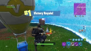 Fortnite Battle Royale | HOW DID I NOT LOSE THIS?!