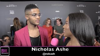 Nicholas Ashe Talks Activism and Challenge Playing a Teenager