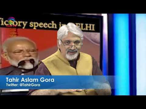 Dharma Victory or BJP Victory? - Bilatakalluf with Tahir Aslam Gora