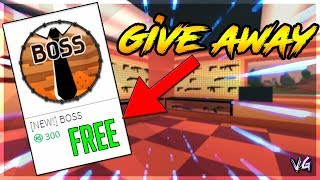 FREE BOSS GAME PASS GIVEAWAY🔴BIGGEST Jailbreak UPDATE RELEASE NEW!]+GIVE AWAYS  Roblox Jailbreak!