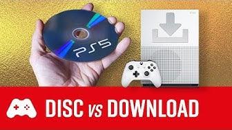 Disc oder Download?