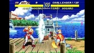 [TAS] Terry VS Andy (Fatal Fury 3: Road to the Final Victory)