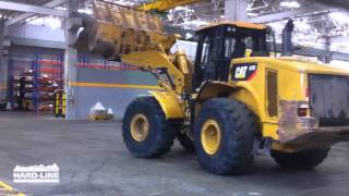 Heavy Equipment Remote Control - Caterpillar 972H | Hard-Line