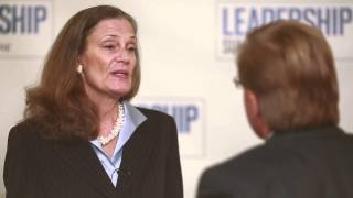 Good Company Author Laurie Bassi Interview with Verne Harnish - Fortune Leadership Summit
