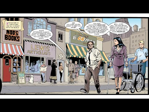 Fables Issue 14: Storybook Love (Comic Dub)
