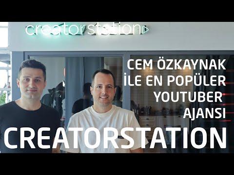 YouTuber (Influencer) olmak ve markaların YouTuber'larla çalışması | Cem Özkaynak