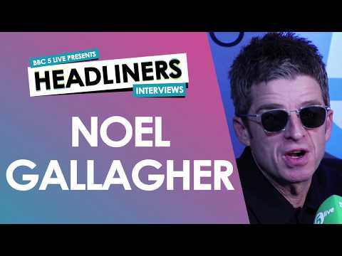 Noel Gallagher on Guardiola, Twitter and High Flying Birds' new album