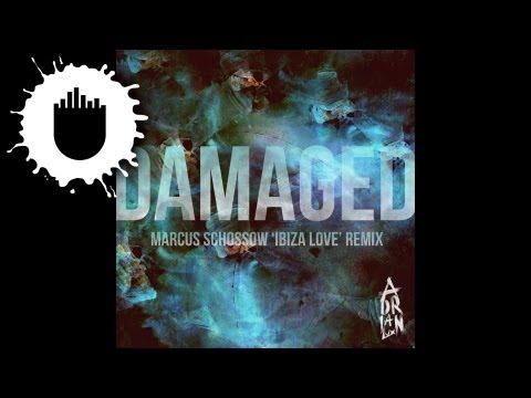 Adrian Lux - Damaged (Marcus Schossow 'Ibiza Love' Remix) (Cover Art)