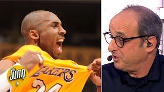 HOF NBA photographer Andrew Bernstein remembers Kobe Bryant | The Jump