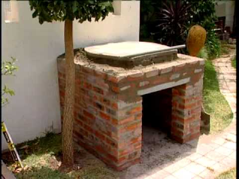 Make Your Own Clay Oven With Italoven And Pasella Youtube