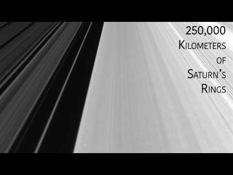 The Drew Thomas Blog - Take a tour of Saturn's ring system