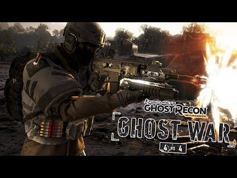 Ghost Recon Wildlands PVP | Prestige 1 Level 29 | Ranking Up & Kicking It With The Homies
